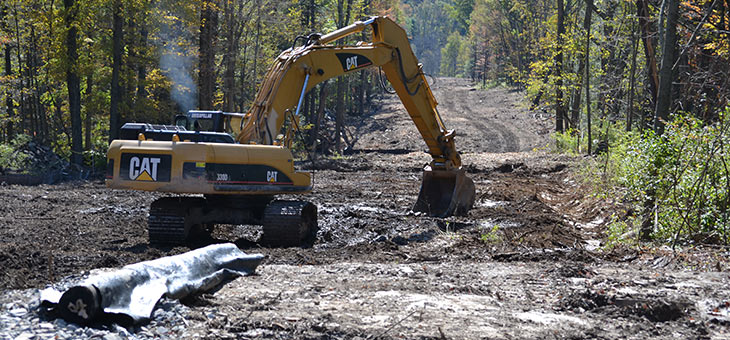 Natural Gas Pipeline Easement And Right Of Way Agreements